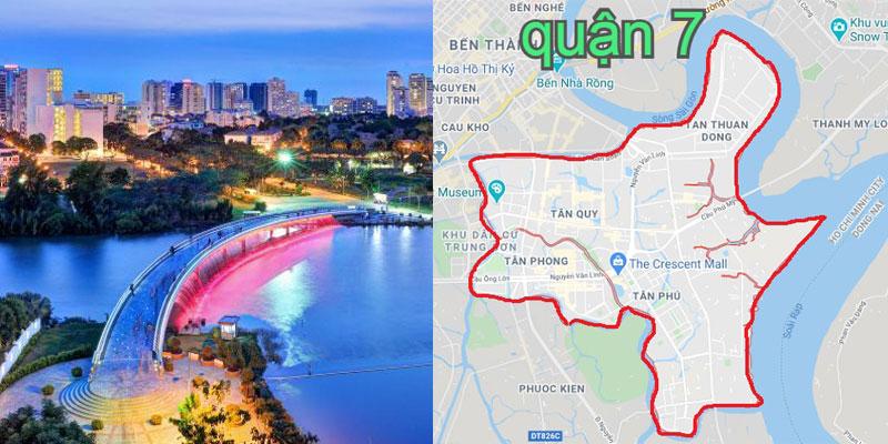 Chuyển nhà quận 7 phường Phú Thuận